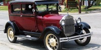 Car from the 1920s